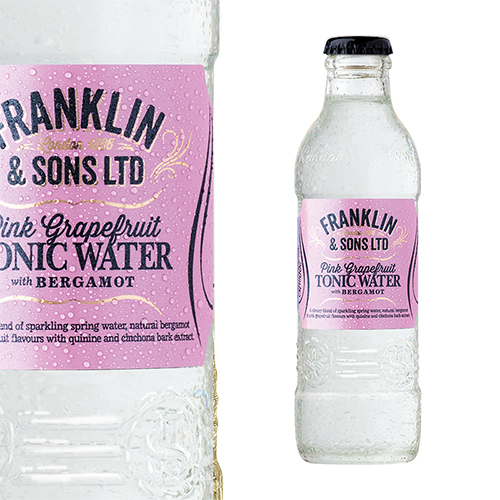 Franklin & Sons Pink Grape with Bergamot