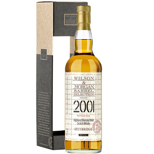 Speybridge 2001 blended malt (2001-15) 14 år Sherry Wood