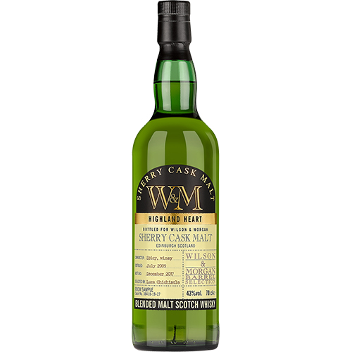 Sherry Cask Malt 2009/2017 Blended Malt Highland Whisky 8 år
