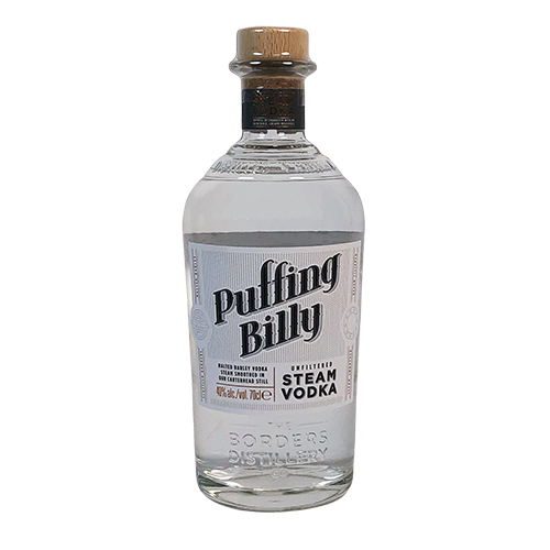 Puffing Billy Steam Vodka The Borders Distillery Small Batch